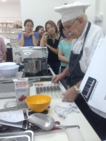 March: Swiss Chocolate Class. I spent a yummy day learning basics at Chocolate Atelier.
