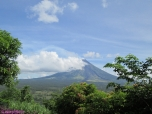 June: Mayon Volcano. My first solo trip is short and sweet!