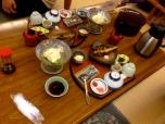 Breakfast - oishi!